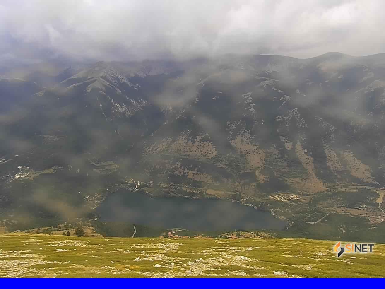 Webcam Monte Genzana(AQ) 1980m slm