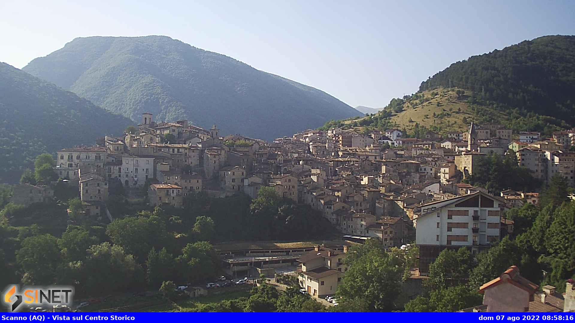 Webcam Scanno (AQ)
